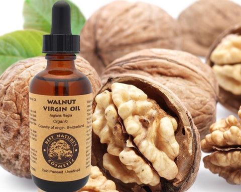Walnut Oil Organic for Luminous skin - Heavenly Skin HQ