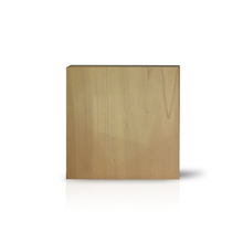 Square Wood Block