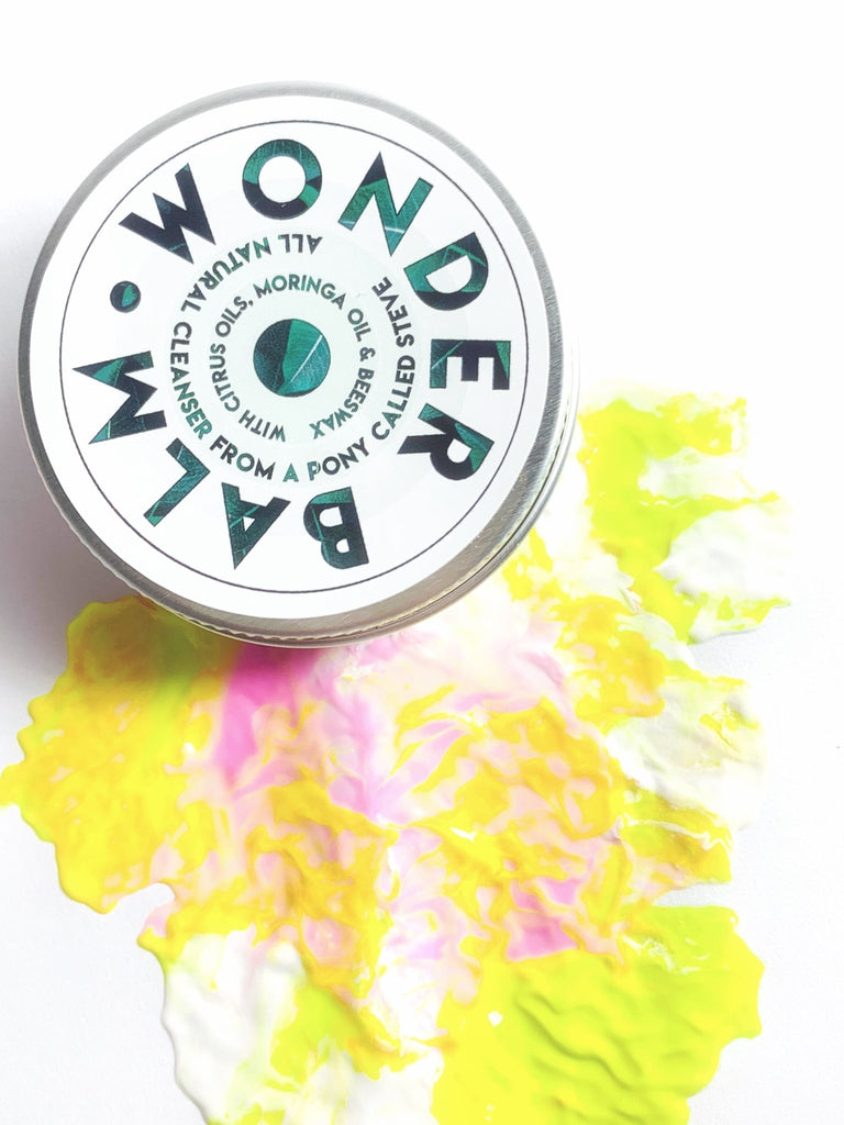 Making Life Easy With Wonder Balm | The Clean Beauty Club