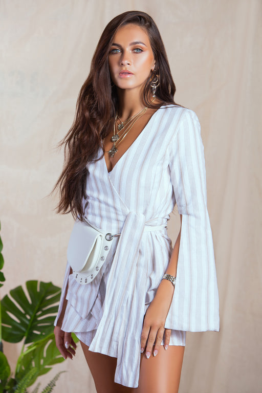 Canne Wrap Top