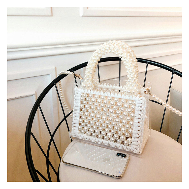 Amaris Pearl Tote Bag - Lavand Stories