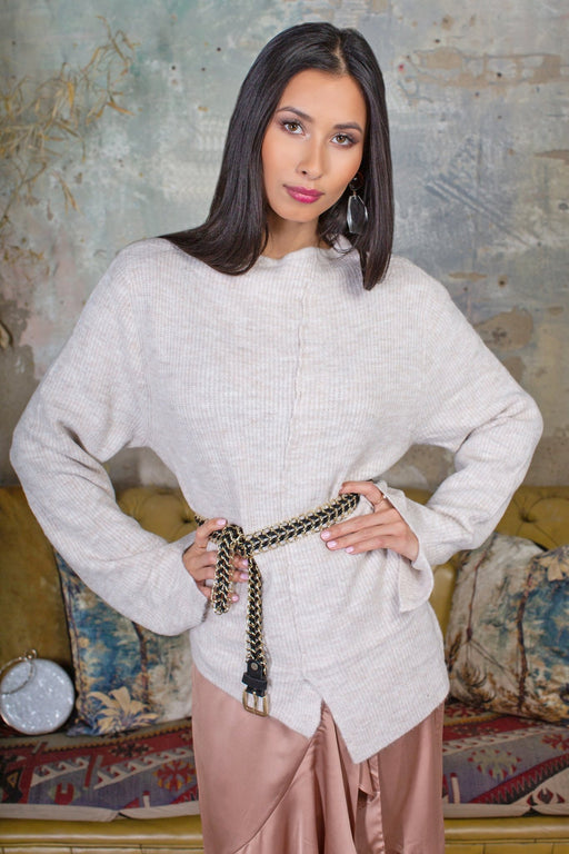 Myla High Neck Sweater
