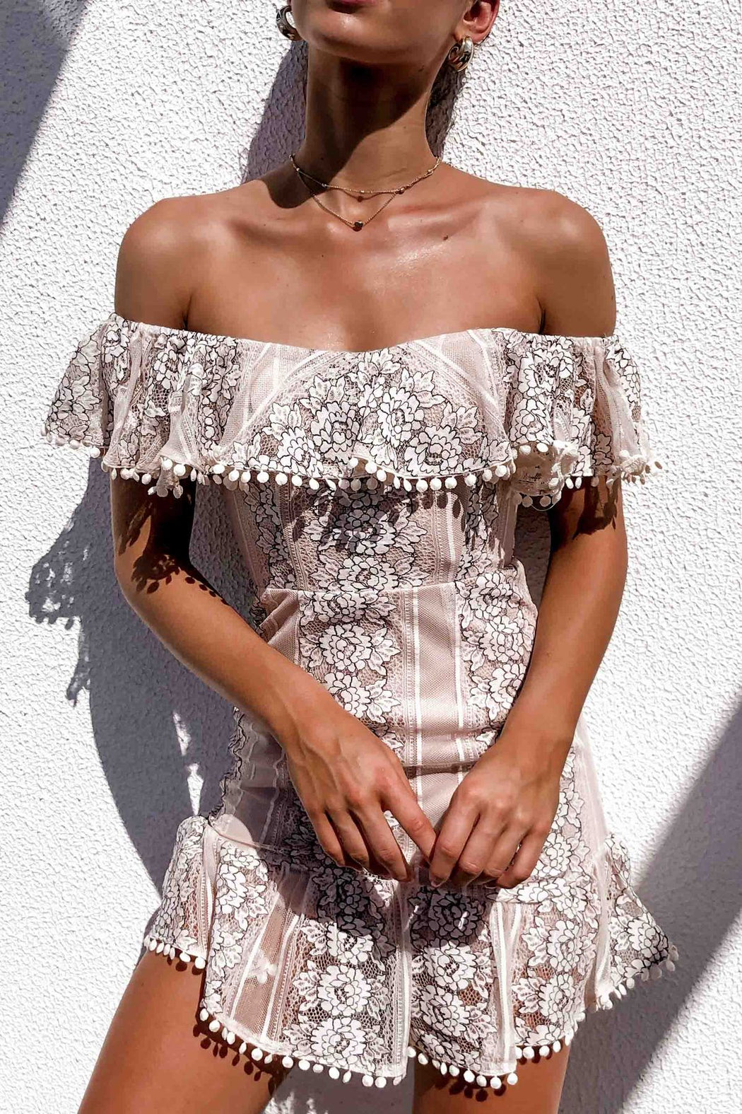 Bonita Ruffle Dress