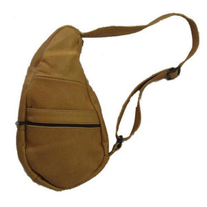 Unisex Genuine Leather Backpack - Tan - WholesaleLeatherSupplier.com  - 1