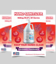 Load image into Gallery viewer, The Super Clean Hand Sanitizer