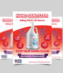 The Super Clean Hand Sanitizer