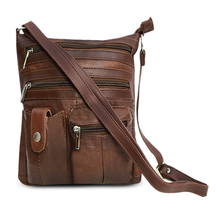 Load image into Gallery viewer, Soft Leather Shoulder Bag