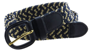 Braided Stretch Belt - WholesaleLeatherSupplier.com  - 10