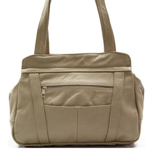 Load image into Gallery viewer, Lifetime Soft Leather Tote Bag - 7 Colors - WholesaleLeatherSupplier.com  - 3