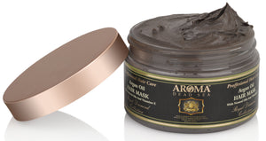 Aroma Dead Sea Argan Oil Hair Mask 300 ml