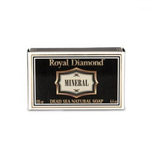 Aroma Dead Sea Royal Diamond Mineral Soap 125gr
