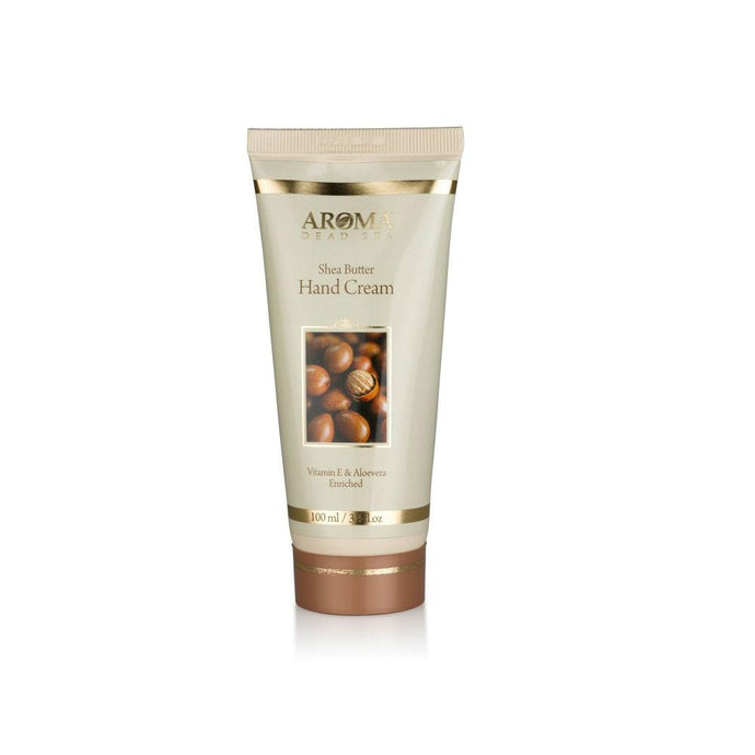 Aroma Dead Sea Shea Butter Hand and Nail Cream 100ml