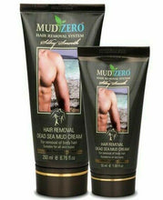 Load image into Gallery viewer, MudZero Dead Sea Hair Removal Cream for Men