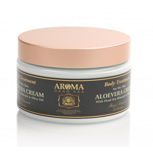 Aroma Dead Sea Aloe Vera Cream 250 ml