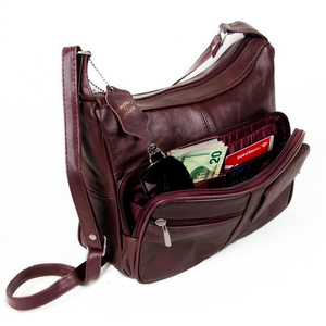 Soft Genuine Leather Purse