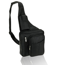 Load image into Gallery viewer, Leather Crossbody Bag - WholesaleLeatherSupplier.com  - 1