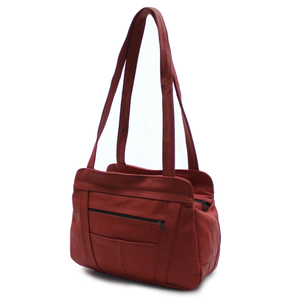 Lifetime Soft Leather Tote Bag