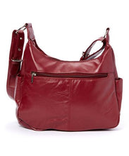 Load image into Gallery viewer, AFONiE Soft Leather Buckle Accent Purse - WholesaleLeatherSupplier.com  - 5