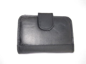 Unisex Small Leather Wallet