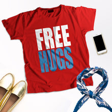 Load image into Gallery viewer, 'Free Hugs' Unisex T-shirt