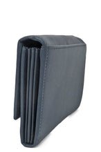 Load image into Gallery viewer, Women's Leather RFID Envelope Wallet