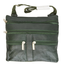 Load image into Gallery viewer, Soft, Thin, Light, Leather Mini Crossbody Purse - WholesaleLeatherSupplier.com  - 33