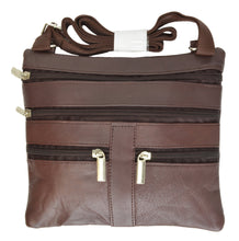 Load image into Gallery viewer, Soft, Thin, Light, Leather Mini Crossbody Purse - WholesaleLeatherSupplier.com  - 35
