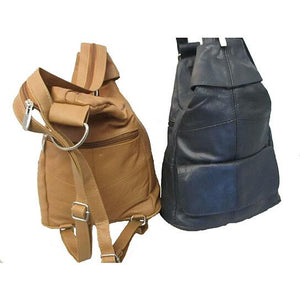 Leather Backpack by AFONiE™