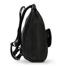 Load image into Gallery viewer, Sling Leather Backpack by AFONiE™