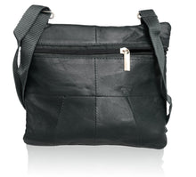Load image into Gallery viewer, Soft, Thin, Light, Leather Mini Crossbody Purse - WholesaleLeatherSupplier.com  - 7