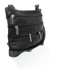 Load image into Gallery viewer, Soft, Thin, Light, Leather Mini Crossbody Purse - WholesaleLeatherSupplier.com  - 4