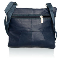 Load image into Gallery viewer, Soft, Thin, Light, Leather Mini Crossbody Purse - WholesaleLeatherSupplier.com  - 11