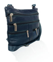 Load image into Gallery viewer, Soft, Thin, Light, Leather Mini Crossbody Purse - WholesaleLeatherSupplier.com  - 8