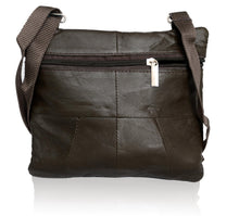 Load image into Gallery viewer, Soft, Thin, Light, Leather Mini Crossbody Purse - WholesaleLeatherSupplier.com  - 15