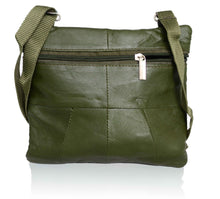 Load image into Gallery viewer, Soft, Thin, Light, Leather Mini Crossbody Purse - WholesaleLeatherSupplier.com  - 3