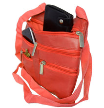 Load image into Gallery viewer, Soft, Thin, Light, Leather Mini Crossbody Purse - WholesaleLeatherSupplier.com  - 17