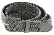 Load image into Gallery viewer, Braided Stretch Belt - WholesaleLeatherSupplier.com  - 22