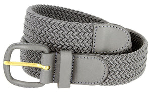 Braided Stretch Belt - WholesaleLeatherSupplier.com  - 7