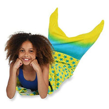 "Load image into Gallery viewer, Toweltails 100% Cotton Towel for Boys and Girls 55"" Long Perfect for The Beach Pool or Bath"