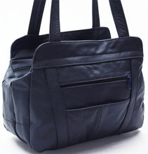 Load image into Gallery viewer, Lifetime Soft Leather Tote Bag - 7 Colors - WholesaleLeatherSupplier.com  - 14