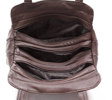 Load image into Gallery viewer, Lifetime Soft Leather Tote Bag - 7 Colors - WholesaleLeatherSupplier.com  - 22