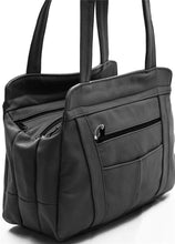 Load image into Gallery viewer, Lifetime Soft Leather Tote Bag - 7 Colors - WholesaleLeatherSupplier.com  - 11