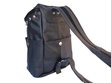 Load image into Gallery viewer, Chic Leather Backpack - WholesaleLeatherSupplier.com  - 3