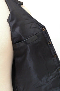 Genuine Leather Vest - WholesaleLeatherSupplier.com  - 6