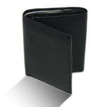 Load image into Gallery viewer, Deluxe RFID-Blocking Genuine Leather Tri-fold Wallet For Men