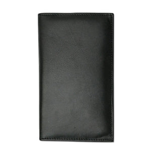 Deluxe RFID-Blocking Premium Soft Genuine Leather Men Wallet - Brown