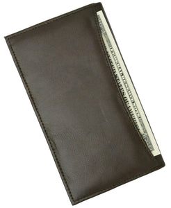 RFID Blocking Leather Wallet by AFONiE™