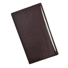 Load image into Gallery viewer, Credit Cards Holder Leather Brown