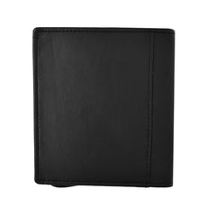 Load image into Gallery viewer, RFID Leather Card Holder Men Wallet Black