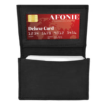 Load image into Gallery viewer, Men Wallet RFID Credit Card Case Black